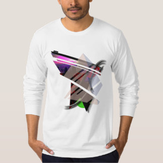 Abstract Collage from around the World T-Shirt