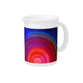 Abstract Collection 10 Beverage Pitchers