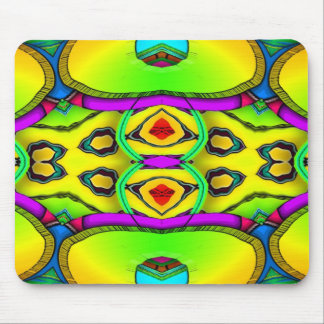 Abstract Collection 9 MNC Mouse Pad