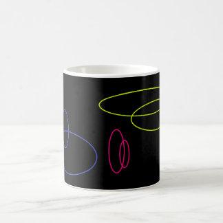 Abstract Color Art Mug
