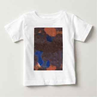 Abstract Color Blend Baby T-Shirt