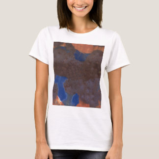 Abstract Color Blend T-Shirt