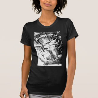 Abstract color design art T-Shirt