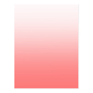 Abstract color - pink postcard