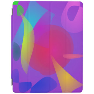 Abstract Color Relaxation iPad Cover