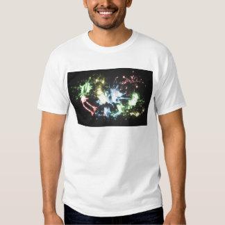 Abstract Color Splash Shirt