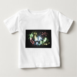 Abstract Color Splash T-shirt
