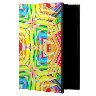 Abstract Colored Pencils Fractal Powis iPad Air 2 Case