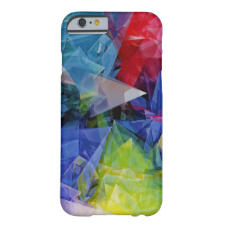Abstract, Colorful 3D photo-realistic image Barely There iPhone 6 Case