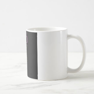 Abstract colorful background coffee mug