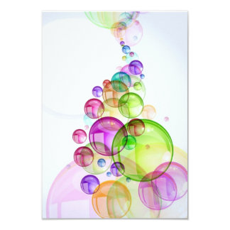 Abstract-Colorful-Bubble-Background-Vector abstrac Card