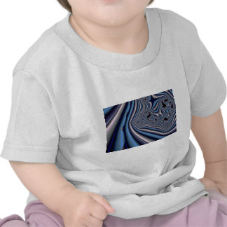 Abstract colorful curtains tees