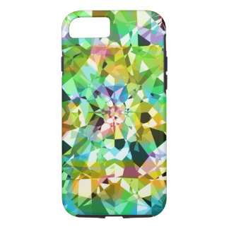 Abstract Colorful Diamonds Sparkles & Glitter iPhone 8/7 Case