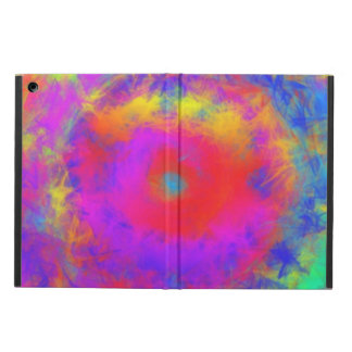 Abstract colorful disorder pattern case for iPad air