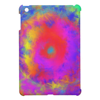 Abstract colorful disorder pattern case for the iPad mini