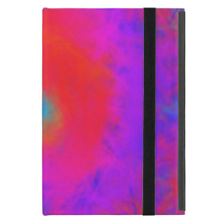 Abstract colorful disorder pattern cover for iPad mini