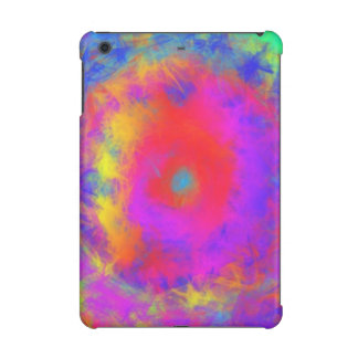 Abstract colorful disorder pattern iPad mini case