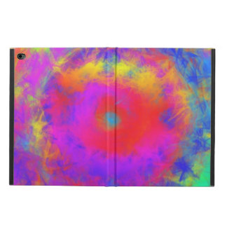 Abstract colorful disorder pattern powis iPad air 2 case