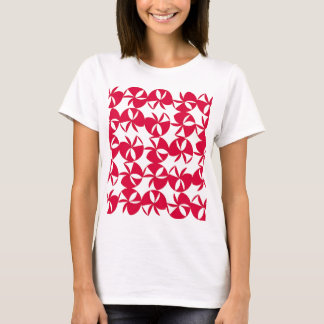 Abstract Colorful fan T-Shirt