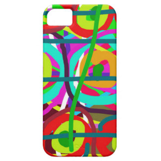 ABSTRACT COLORFUL GRAPHIC ART  GIFTS iPhone 5 COVERS