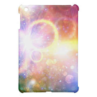 Abstract Colorful Lights Art iPad Mini Cases