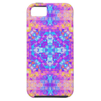 Abstract Colorful Mandala iPhone 5 Covers