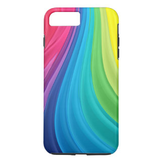 Abstract Colorful Modern iPhone 8 Plus/7 Plus Case