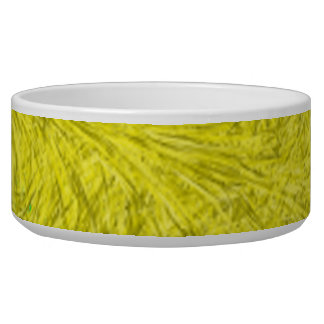 Abstract colorful pattern bowl