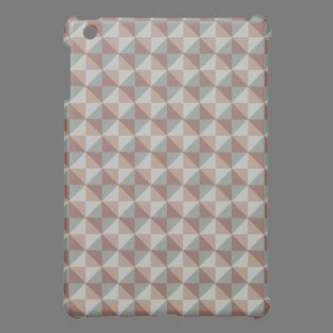 Abstract colorful pattern case for the iPad mini