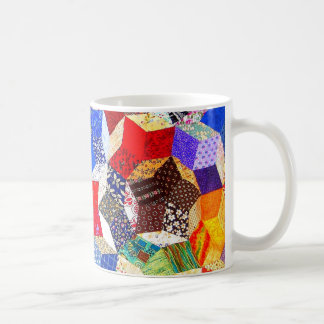 Abstract Colorful Pattern Coffee Mug