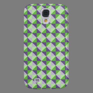 Abstract colorful pattern galaxy s4 cases