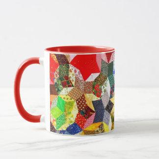 Abstract Colorful Pattern Mug