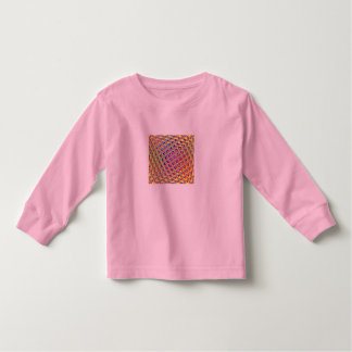 Abstract Colorful Squares Toddler T-shirt