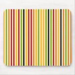Abstract Colorful Stripes Mousepad Mouse Pad