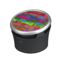 Abstract Colorful Watercolor Pattern #2 Bluetooth Speaker
