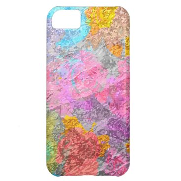 Abstract Colors Case For iPhone 5C