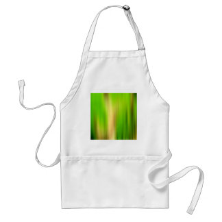 Abstract Colors Greener Side Aprons