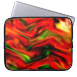 Abstract Colors Laptop Sleeve