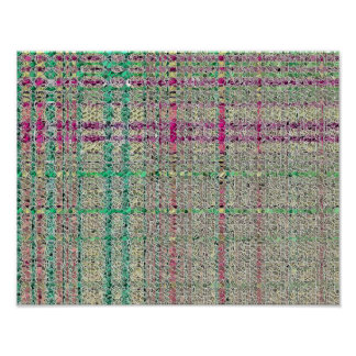 Abstract: Colors n Beams Poster