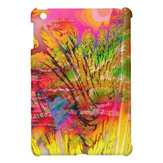 Abstract Colors Rock Canyon iPad Mini Cover