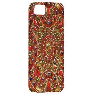 Abstract Colors stain glass print iphone 5 case