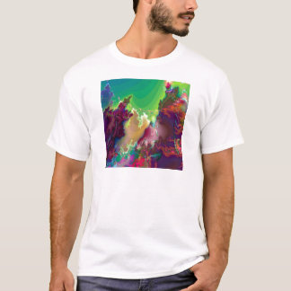 Abstract Colors Star Nurseries T-Shirt