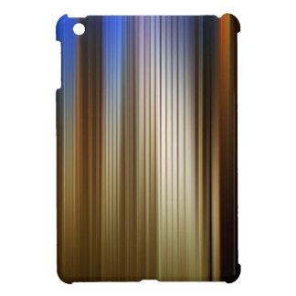 Abstract Colors Stripey Dark Light iPad Mini Covers