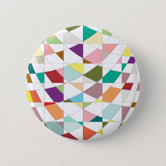 Abstract Colors Tapestry Pinback Button
