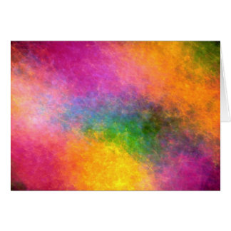 Abstract colors texture cards
