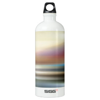 Abstract Colors The Endless Room Water Bottle