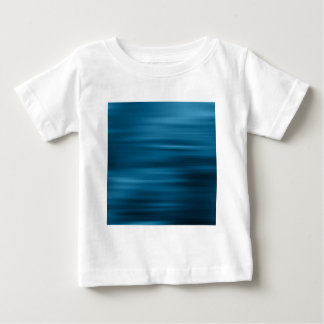 Abstract Colors Whizzing Blue Past Tee Shirts