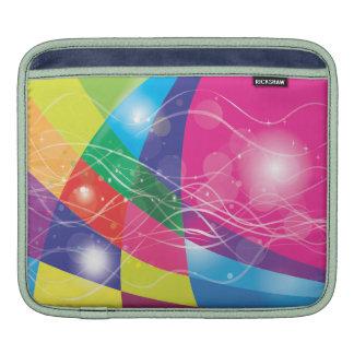 Abstract Colour iPad Sleeve