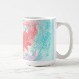 Abstract Colour Mug