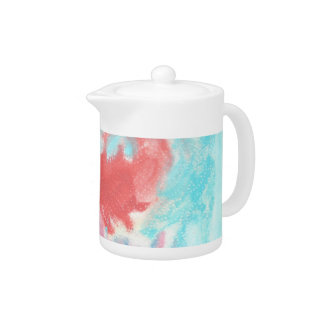 Abstract Colour Pitcher